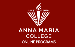 Anna Maria College Online